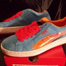 Puma Suede Get Up Sz 4.5 (351012-02)