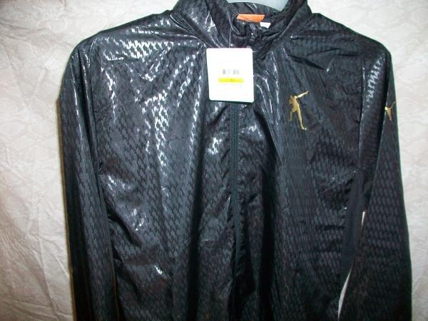 Puma Usain bolt Wow Jacket Sz S (506538-01)