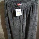 Puma Velour Pant Grey Sz:S (815540-02)