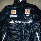Puma Ferrari SF Team Puffer Jacket XXL (760816-01)