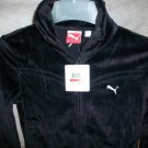 Puma Velour Jacket Sz Xs (815548-04)