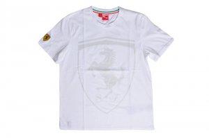 Puma Ferrai T-Shirt MSRP $45 RARE!! Medium White Puma Ferrai T-Shirt MSRP $45 RARE!! Medium