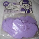 Wilton Easter Cookie Cutters Set of 4 Plastic in Bag Vintage 1988