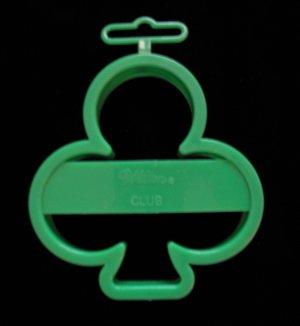 Wilton Club Plastic Cookie Cutter #2303-0138
