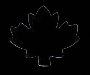 Metal Maple Leaf Cookie Cutter Shaper