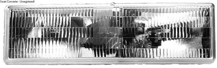 Chev Suburban Head Light LH 1992-1999