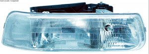 Chev Suburban Tahoe Head Light RH 2000-2006