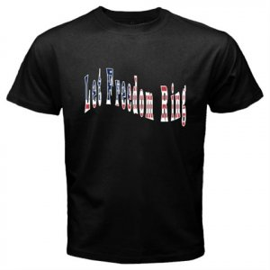 Let Freedom Ring Dark T-Shirt