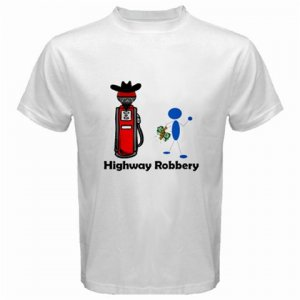 Highway Robbery T-Shirt