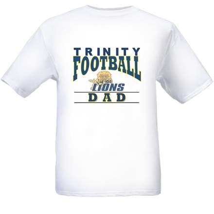 Trinity Football Dad T-Shirt