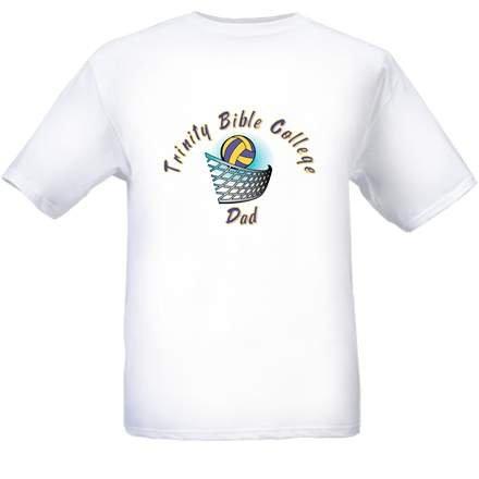 Trinity Volleyball Dad T-Shirt