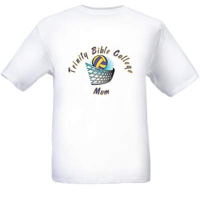 Trinity Volleyball Mom T-Shirt