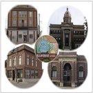 "Ellendale, North Dakota - Postcards 5.47"" x 4.21"""