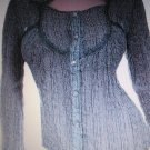 Womens Jr miss sexy clubwear blouse NWT SM-LG