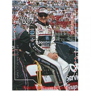 Dale Earnhardt 2001 Press Pass Trackside #03