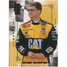 Ward Burton 2001 Press Pass VIP #3