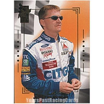 Jeff Burton 2001 Press Pass VIP #6