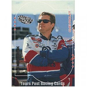 Joe Nemecheck 2001 Press Pass Trackside #8
