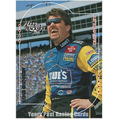Mike Skinner 2001 Press Pass Trackside #10