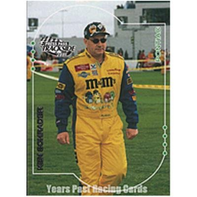 Ken Schrader 2001 Press Pass Trackside #14