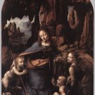 The Virgin of the Rocks 1495