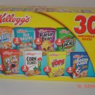 Cereal, 30 single-serving (0.069 lbs., 31 g. each) Variety Boxes