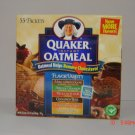Cereal, 50 singles (0.085 lbs., 39 g. each) Instant Oatmeal