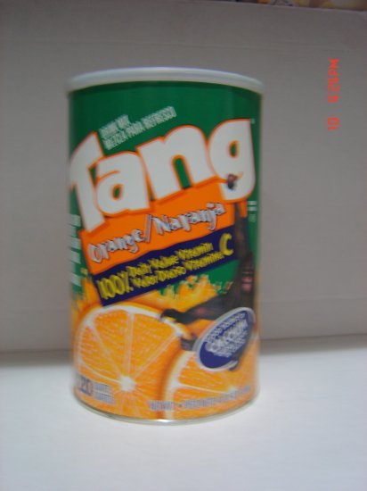 Drink Mix, Orange, Tang (4.31 lbs.,1959 g.)