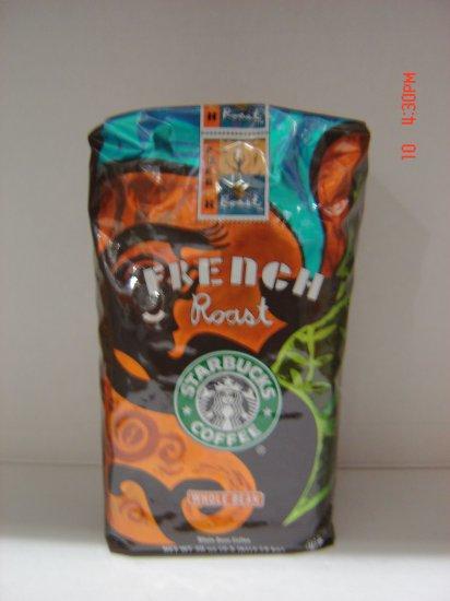 Coffee, French Roast, Starbucks Brand (2.5 lbs., 1130 g.)