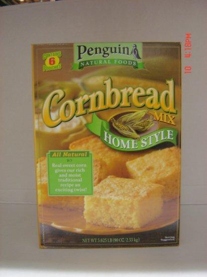 Cornbread Mix, 6 Pouch (0.9375 lbs., 425 g. each) Box