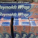 "Foil, Aluminum Wrap  2 Rolls (250 sq. feet 12"" wide each) Pack"