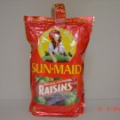 Raisins, 2 Bag (2.25lbs., 1018g. each) Pack