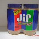 Peanut Butter, Crunchy Style  2 Jar (3lbs.,1360g. ea.) Pack
