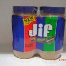 Peanut Butter, Crunchy Style  2 Jar (3lbs.,1360g. ea.) Pack