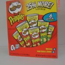 Potato Chips, 6 Can (0.45lbs.,206g. ea.) Variety Pack