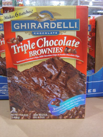 Brownie Mix  6 Batch (1.25lbs.,566g.) Pack OUT OF STOCK