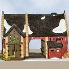 BUTTER TUB BARN, Dept. 56 Dickens, 58338,  MIB, never displayed