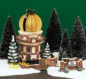OLD ROYAL OBSERVATORY, ltd. GOLD DOME  58451  Dickens, MIB