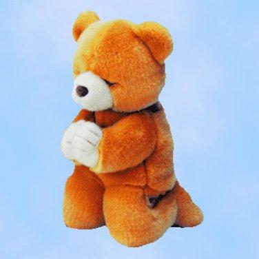 "NEW (6) Ty Beanie Buddies HOPE The Praying Bear, 9327,  11"" seated"