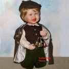 New LITTLE SHERLOCK, Ashton Drake, Kathy Hippensteel, Never Displayed