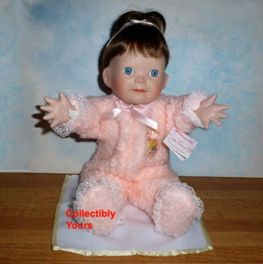 New UP MOMMY, Ashton Drake Doll, Kathy Hippensteel, Never Displayed