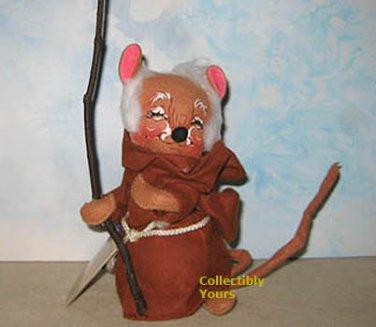 Vintage Annalee FRIAR TUCK, Robin Hood, Item 2010, NEW Never Displayed