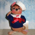 Vintage Annalee MOUSE SAILOR BOY, mpn 2007, Eyes Open NEW Never Displayed