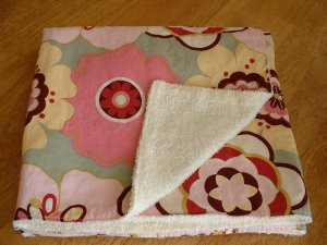 Custom Oversized Changing Pad/Blanket/Play Mat for Baby