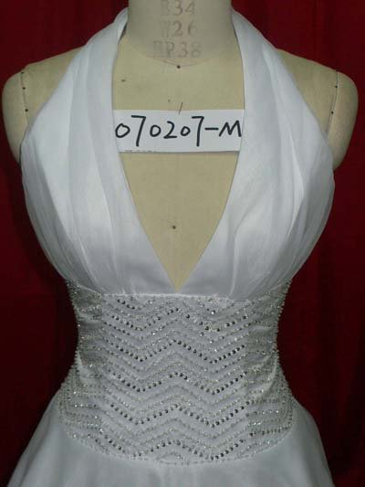 New Bridal Gown, Style No:070207-M