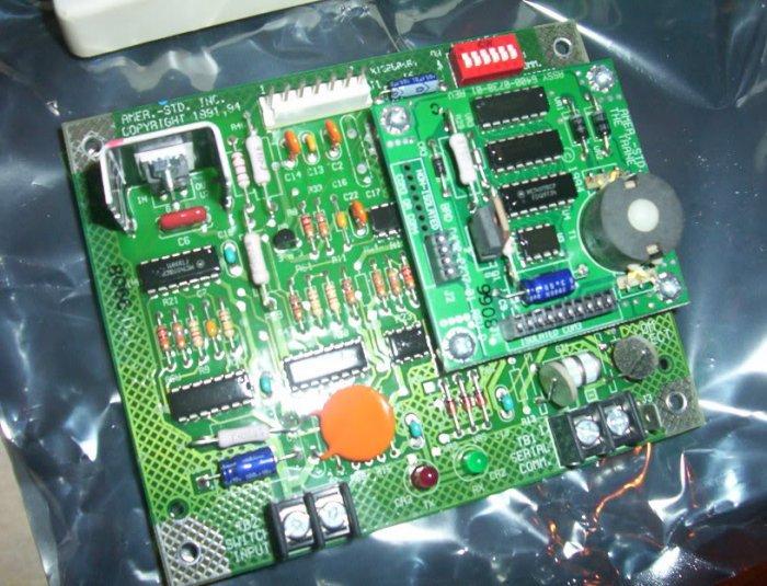 Trane Conventional Thermostat Interface Baycthi001c Cti