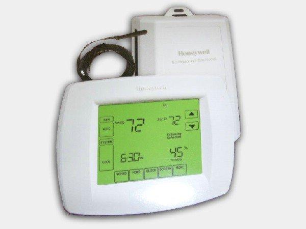 Honeywell VisionPRO IAQ YTH9421C1010  YTH9421C Thermostat Version # 3