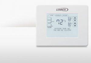 LENNOX COMFORTSENSE 7000 L7742U Y2081 Thermostat