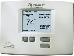 Aprilaire 8570 Programmable MultiStage Thermostat