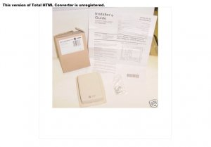 Trane BAYSENS033A ASYSTAT706A Remote Sensor T7047C 2056